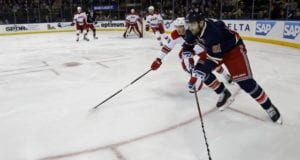 More will be known about Rick Nash's groin injury today