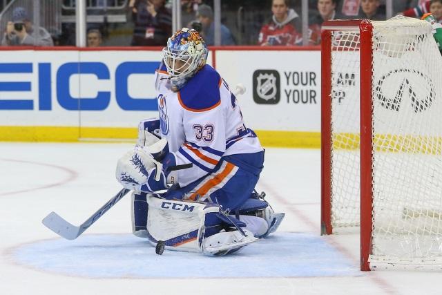 b203efa36 NHL Rumors: Edmonton Oilers, Cam Talbot, Scouting the Sens-Oilers
