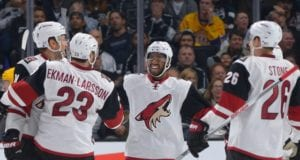 The Arizona Coyotes have several players who could be moved by the NHL trade deadline