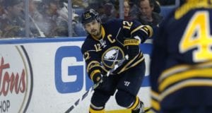 Brian Gionta wants to remain with the Sabres