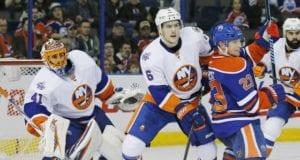 Should the Edmonton Oilers consider Jaroslav Halak as their backup?