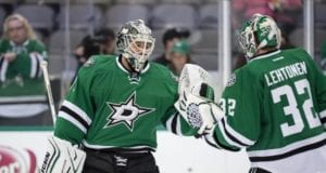 The Dallas Stars need to make a goaltending decision soon