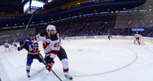 The New Jersey Devils to sit Kyle Quincey tonight