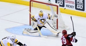 The Pittsburgh Penguins and Marc-Andre Fleury will have some decisions to make