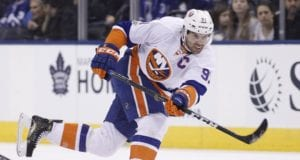 John Tavares said again that he wants to remain with the New York Islanders
