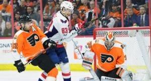 Mark Streit of the Philadelphia Flyers
