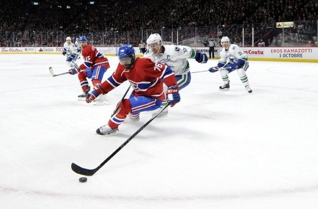 P.K. Subban might have been with the Vancouver Canucks if they have the No. 3 pick at the 2016 draft