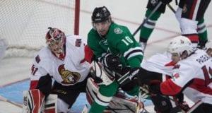 Talk is Dallas Stars Patrick Sharp may have rejected a trade to the Ottawa Senators