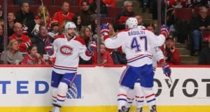 Montreal Canadiens pending free agents Alex Radulov and Andrei Markov