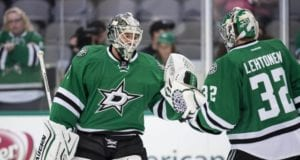 Do the Dallas Stars buyout Kari Lehtonen, Antti Niemi or both?