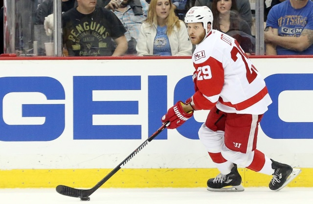 separation shoes 4ec62 97735 NHL Trade: Detroit Red Wings Trade Steve Ott To The Montreal ...