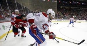 Alexander Radulov of the Montreal Canadiens