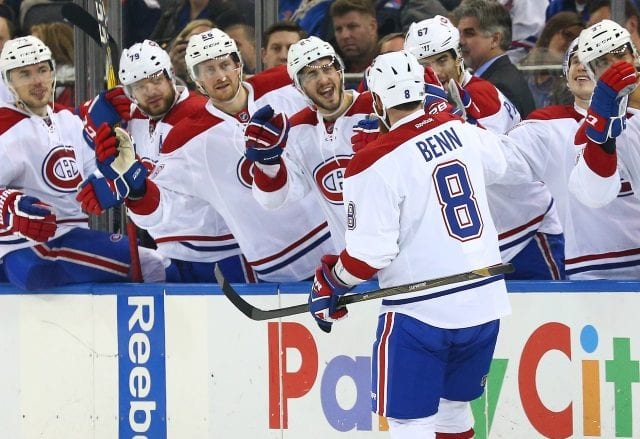 The Montreal Canadiens had a head shaking NHL trade deadline day