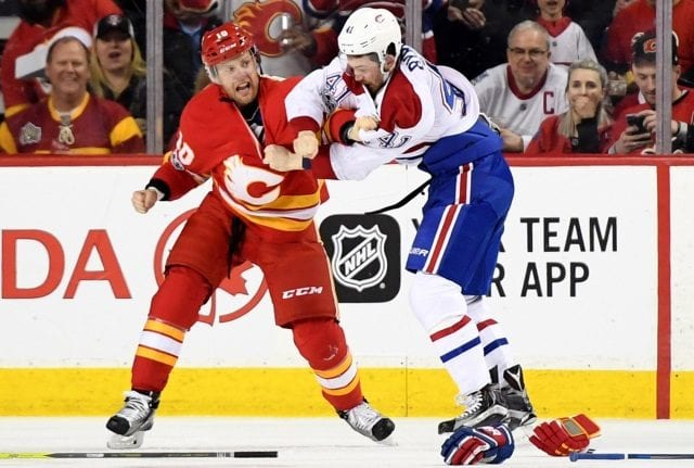 Kris Versteeg and the Calgary Flames haven't talked about a contract extension