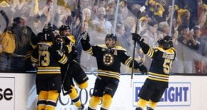 Ryan Spooner may not be back with the Boston Bruins next season
