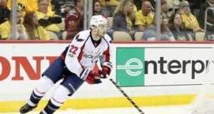 Washington Capitals UFA Defenseman Kevin Shattenkirk