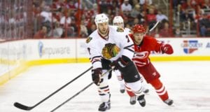 Brent Seabrook is one of many Chicago Blackhawks that has a no-movement clause