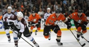 NHL draft strategies for the Anaheim Ducks and Colorado Avalanche