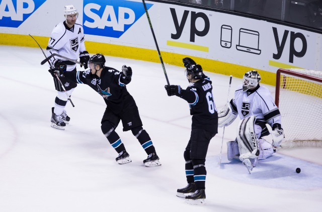 The San Jose Sharks are close to re-signing Joonas Donskoi and Melker Karlsson