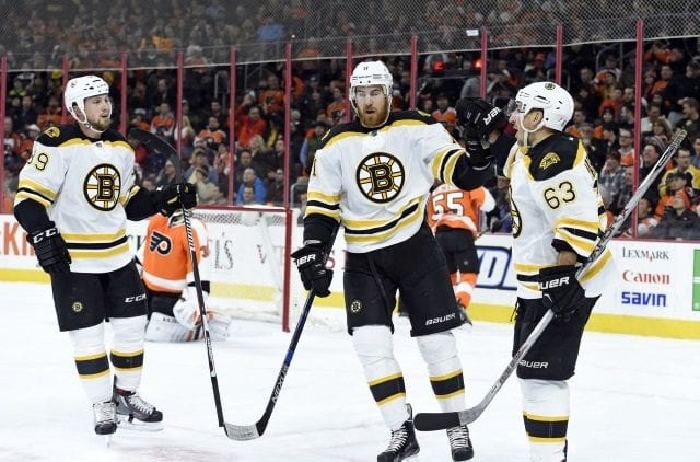 Matt Beleskey and Jimmy Hayes could be buyout candidates for the Boston Bruins