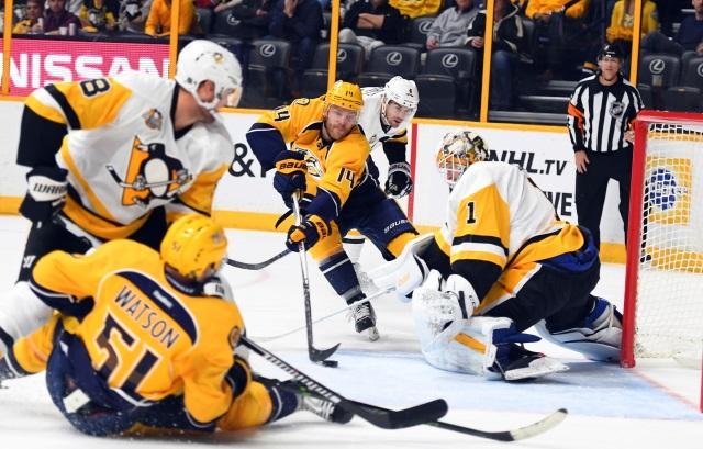 NHL Expansion draft strategies Nashville Predators and Pittsburgh Penguins