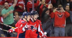 KHL trying to lure Washington Capitals Dmitry Orlov and Evgeny Kuznetsov back to Russia?