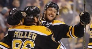 The Boston Bruins could lose Colin Miller if they protect Kevan Miller