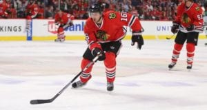 The Chicago Blackhawks and Vegas Golden Knights could be talking trade involving Marcus Kruger