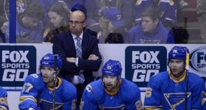 St. Louis Blues looking for assistants for Mike Yeo