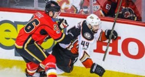 Could the Vegas Golden Knights be interested in Calgary Flames free agent Michael Stone