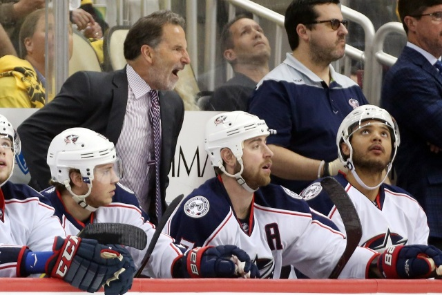 John Tortorella is hard on players as he's trying to get the best of them. There have been other coaches who play mind games, which is different than being hard on them.
