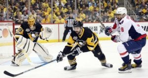 Marc-Andre Fleury agrees to waive his no-movement clause for the expansion draft