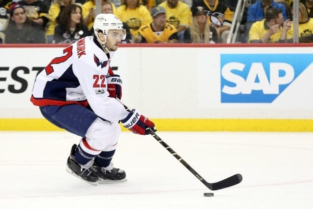 The Tampa Bay Lightning were one of the teams that contacted free agent Kevin Shattenkirk