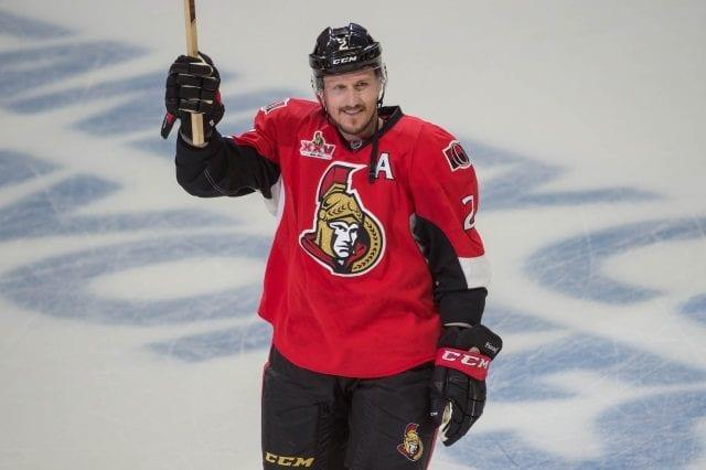 Ottawa Senators still trying to move Dion Phaneuf
