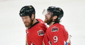The Ottawa Senators could leave Marc Methot and Bobby Ryan unprotected for the NHL expansion draft
