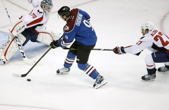 Matt Duchene and Karl Alzner remain in the rumor mill