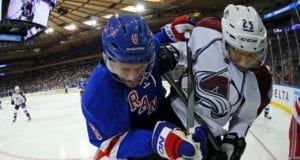 NY Rangers defenseman Kevin Klein could retire from the NHL and head overseas