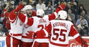 Detroit Red Wings expansion draft primer