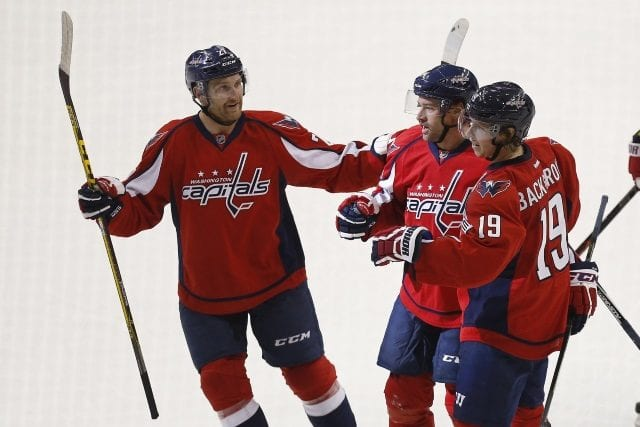 Justin Williams and Karl Alzner are just two of the free agents the Washington Capitals won't be bringing back