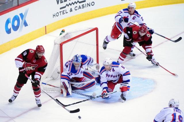 NHL Expansion Draft: New York Rangers Primer