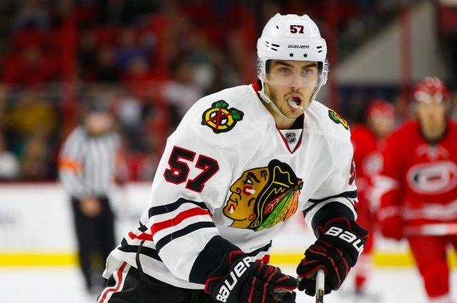 Trevor van Riemsdyk could be on his way to the Carolina Hurricanes
