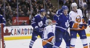 Toronto Maple Leafs in hot pursuit of Travis Hamonic