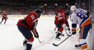 The Washington Capitals tried to keep Nate Schmidt. Justin Williams a fit for the Nashville Predators
