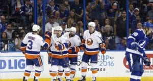 New York Islanders defenseman Travis Hamonic is just one Dman that could get moved