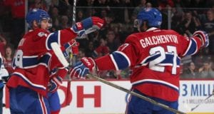 Montreal Canadiens free agents Andrei Markov and Alex Galchenyuk
