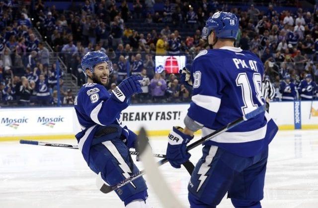 Tampa Bay Lightning RFAs Tyler Johnson and Ondrej Palat