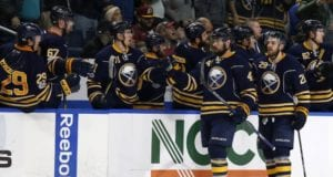 ptions for the Buffalo Sabres leading up the NHL expansion draft