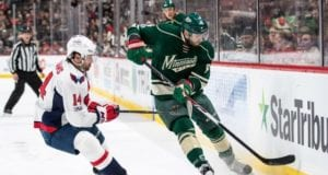 The Washington Capitals will meet with Justin Willams this week ... Marco Scandella on the move?
