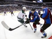 Colorado Avalanche don't move Matt Duchene and Tyson Barrie on day one of the NHL draft