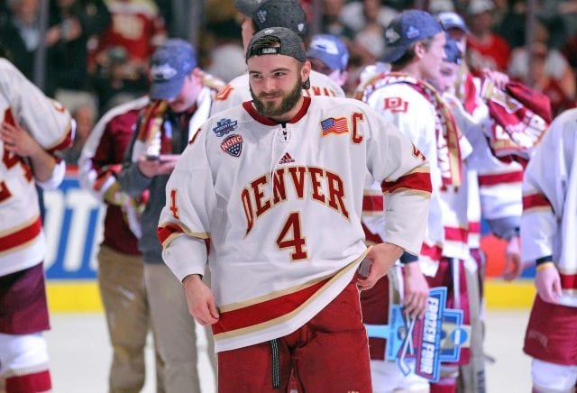Will Butcher tells the Colorado Avalanche that he'll be testing the free agent waters in August